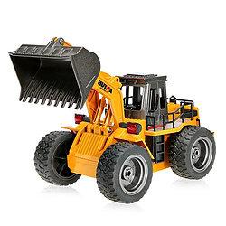 wheeled loader dozer